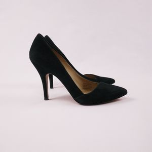 Madewell Mira Suede Stiletto Heels sz 6.5